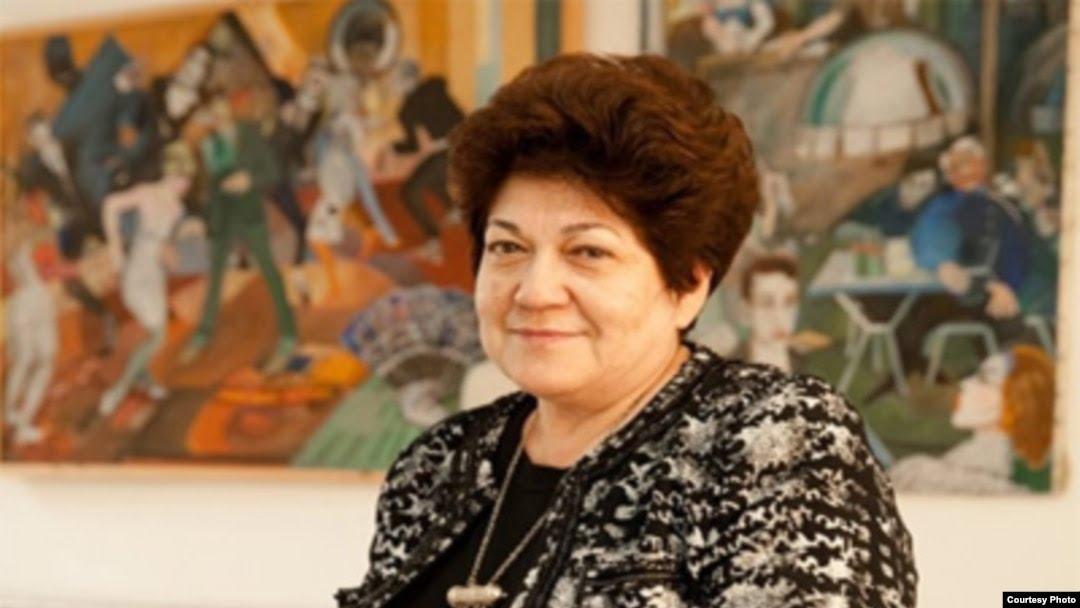 Мариникa Бабаназарова более тридцати лет возглавляла Государственный музей искусств Каракалпакстана имени Игоря Савицкого.