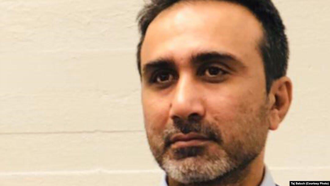 Pakistani journalist Sajid Hussain (file photo)