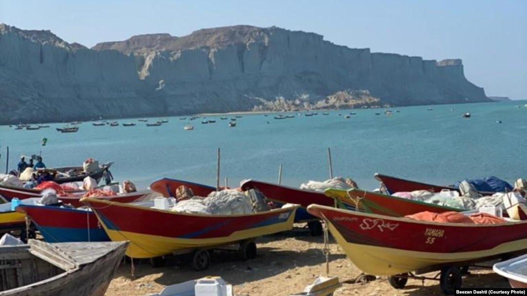 Most of Gwadar's original inhabitants were impoverished fishermen.
